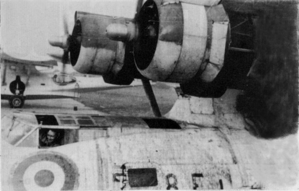 [ Aéronavale divers ] [ 1945-1950 L'histoire des grands oiseaux blancs à tête de loup noir en Indochine 853847465708F1TSN1947