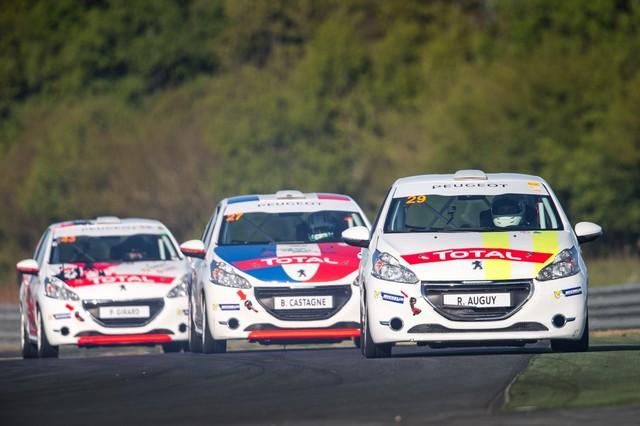 Franc Succès Pour Le 1er Rendez-Vous Des Rencontres Peugeot Sport 8540535905e9e9a41b6
