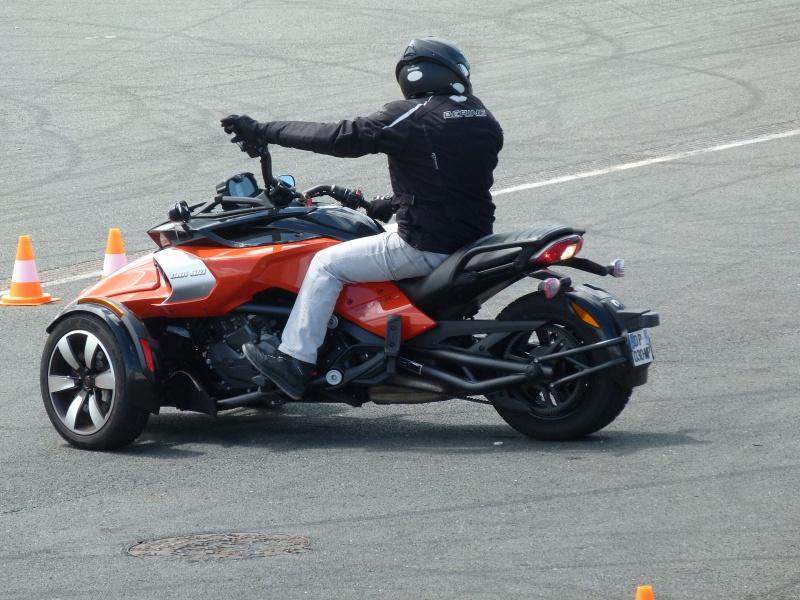 CR & Photos : TSO 17/05/15 : Essai du Can Am SPYDER F3-S et du RT-Limited 856246P1170670