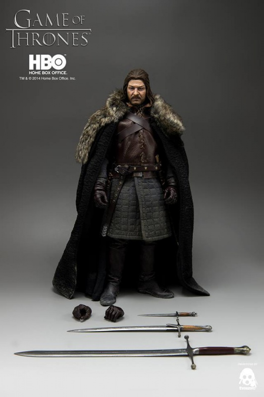 Le Topic des Figurines Limited! 856395ThreeZeroGameofThronesNedStark001