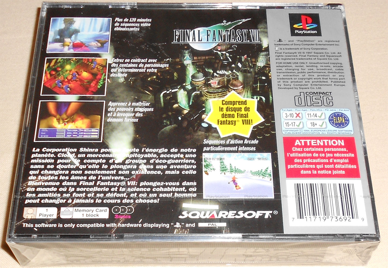 Différences Blister platinum Final Fantasy ! 857040ff72