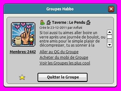 [-.-Amel-.-] Taverne : Le Pendu [Bjork-Family] [31/07/2015] 858382badge