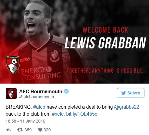 Premier League,transferts, news,... 858525englishmanBournemouth