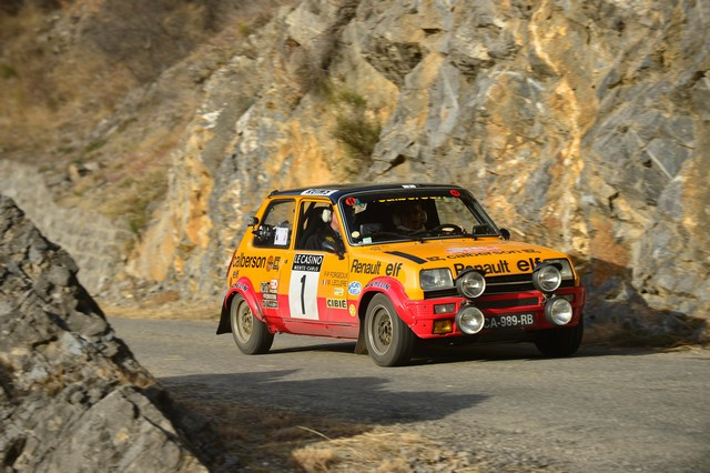 Rallye Monte-Carlo historique 2016 8591347535516