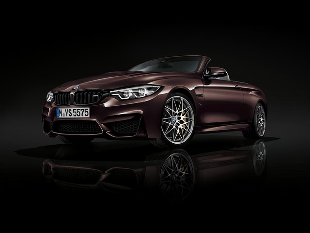 BMW au 87e Salon international de l'Automobile de Genève 2017 859632P90244966highResbmwm4convertible0