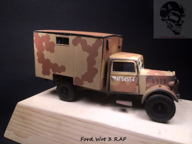 Ford Wot 3 RAF - Plus Model - 1/35 860101IMG3705