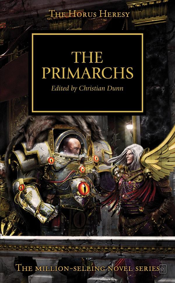 [Horus Heresy] The Primarchs 860686Primarchs