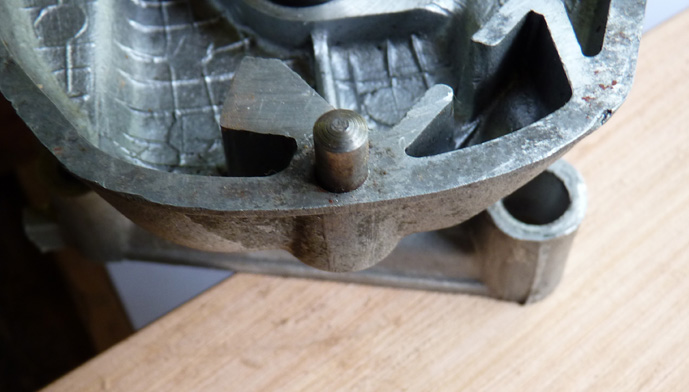 remontage d'un bas moteur d'une 125 TS 8608783503