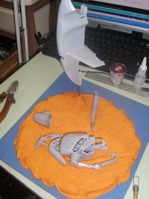 STAR WARS : STAP battle droid 861054SL270363