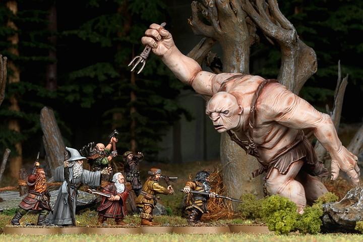 Le Hobbit : le Voyage inattendu, le Jeu de Bataille - Page 2 861100Trollshaws