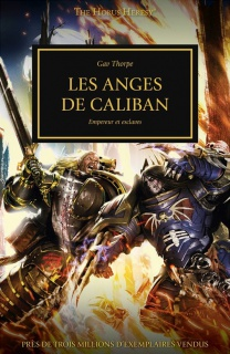 Sorties Black Library France Octobre 2017 861156BLPROCESSEDFRAngelsofCalibanCover