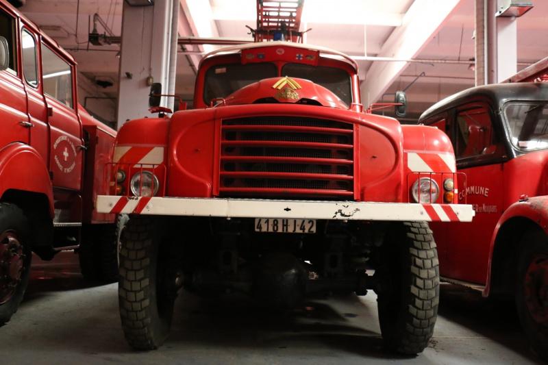 Des camions à gogo....Musée des sapeurs pompiers de Lyon 861354IMG7090