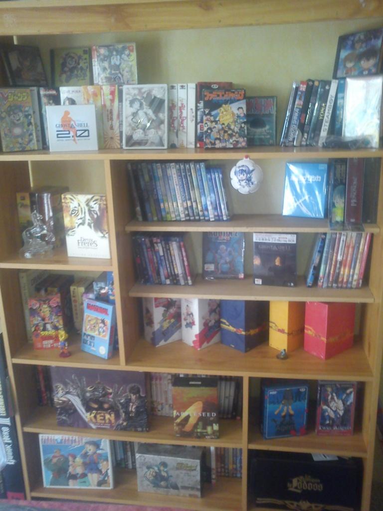 [Photos] Postez les photos de votre collection de DVD et Blu-ray Disney ! - Page 21 861409DSC00559
