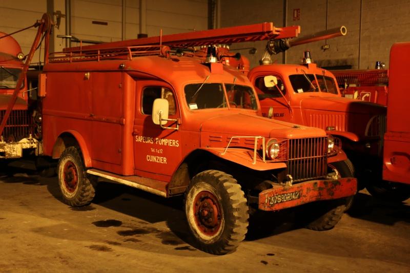 Des camions à gogo....Musée des sapeurs pompiers de Lyon 861917IMG6603