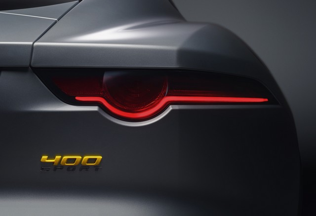 Lancement De La Nouvelle Jaguar F-TYPE Dotée De La Technologie GOPRO En Première Mondiale 862207jaguarftype18my400sstudioexteriordetail10011706
