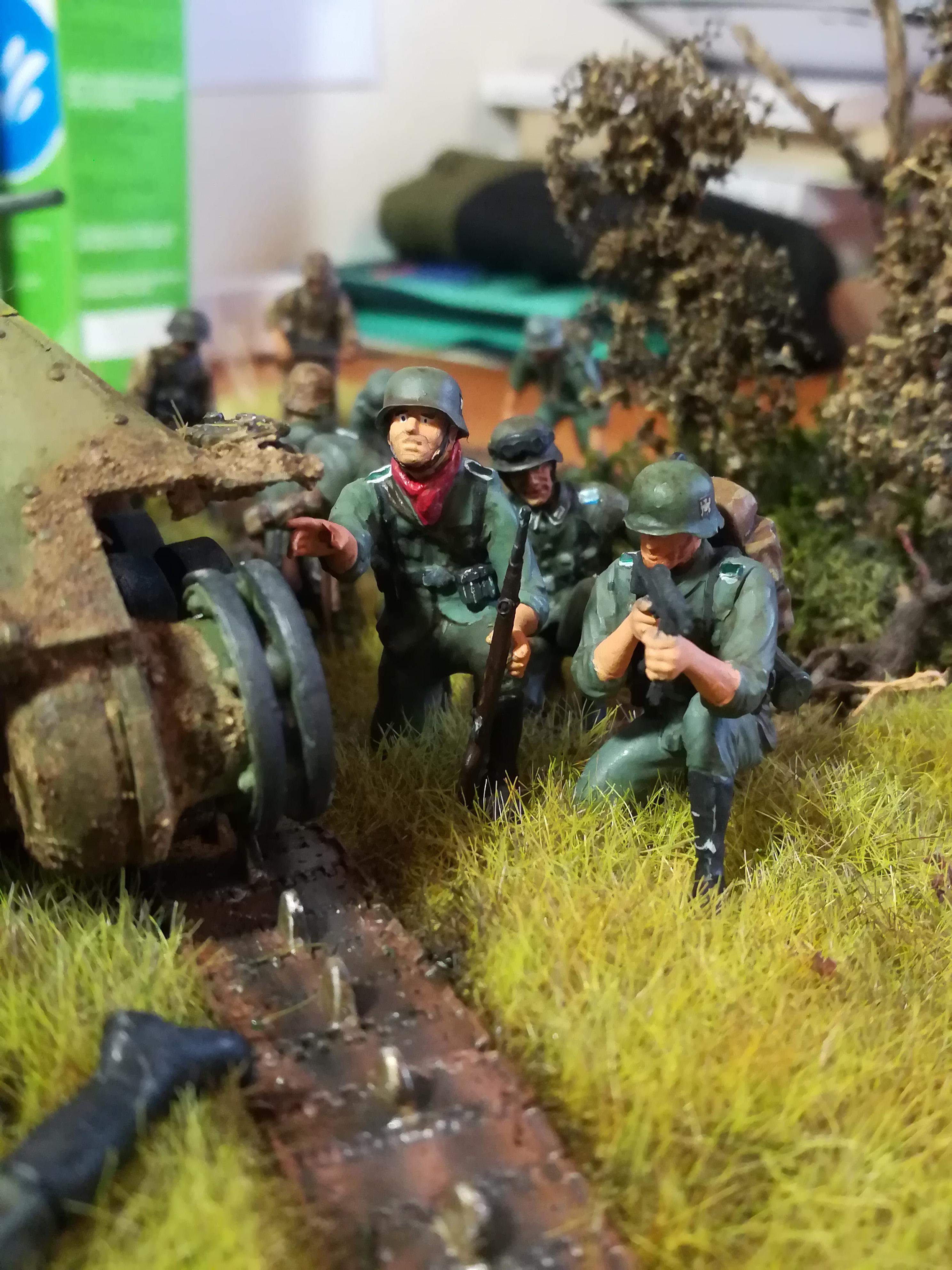 Front de l'Est, 1942 - T34 et Wehrmacht - Zvezda - 1/35 - Page 2 862522IMG20171219141301