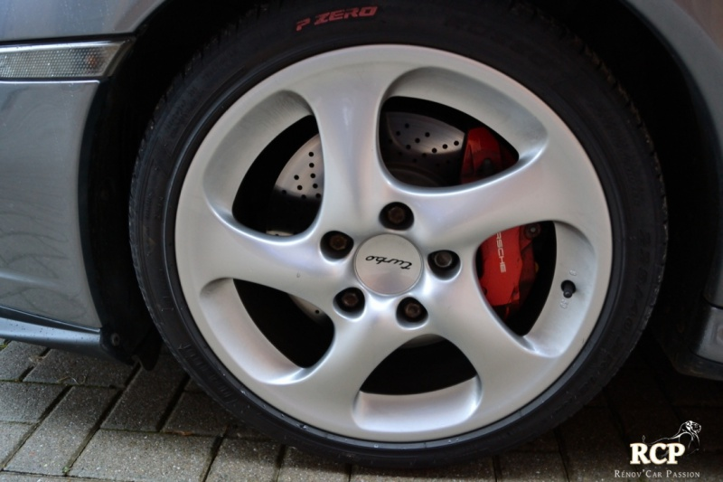 Rénovation extérieur Porsche 996 TT 8627590015