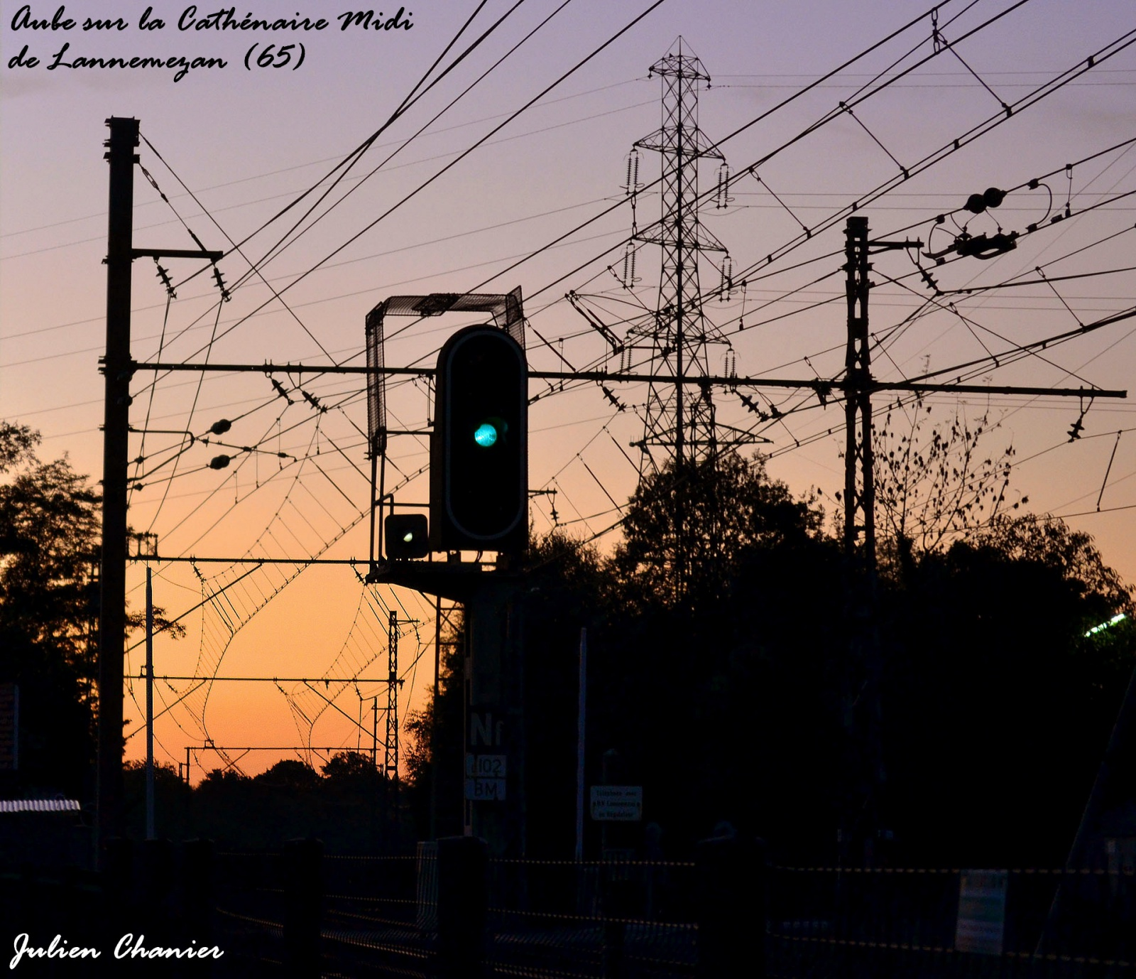 Photos d'ambiance Midi 862843LEVERJOURCATHENAIREPOTEAUXMIDISIGNALVERTLANNEMEZAN