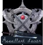 Obsidienne - Assaillant d'Acier