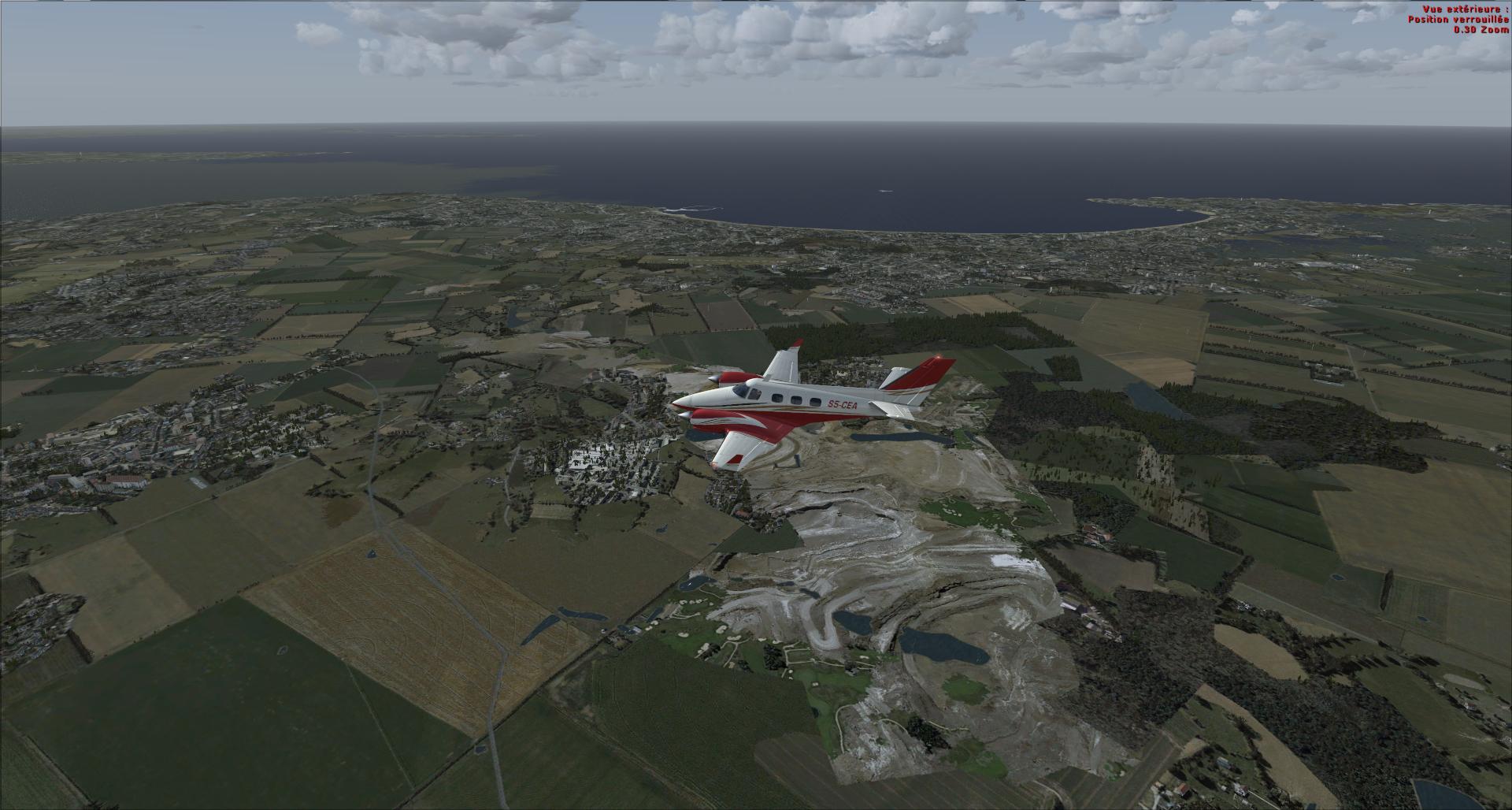 Rapport du vol: Ouessant (LFEC) à Ile de Re (LFBH) 8644692014114212044696