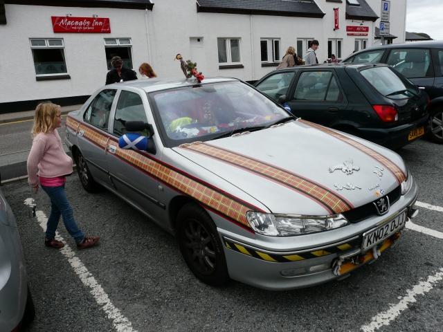 L'Ecosse en side-car au mois d'aout 2012 864898159