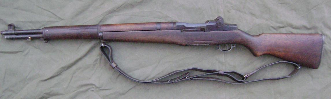 Le Fusil M-1 Garand 865027DSC04917