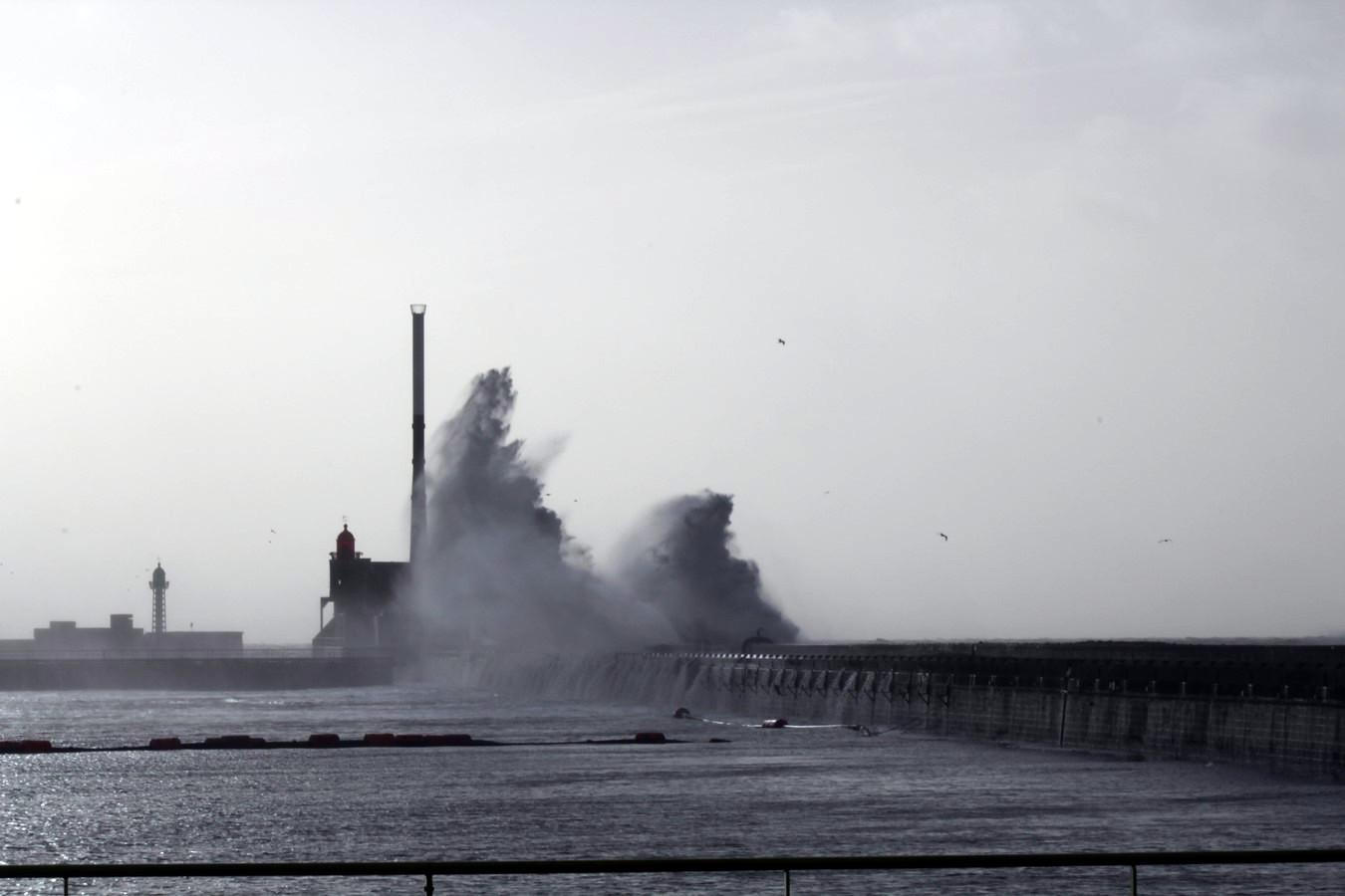 Tempête ELEANOR au Havre  03 01 2018 865732071Copier