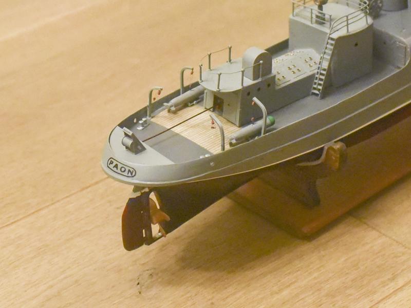 Patrouilleur Paon - 1942 (scratch navigant 1/100°) de steph13  - Page 10 865968Paon201601054