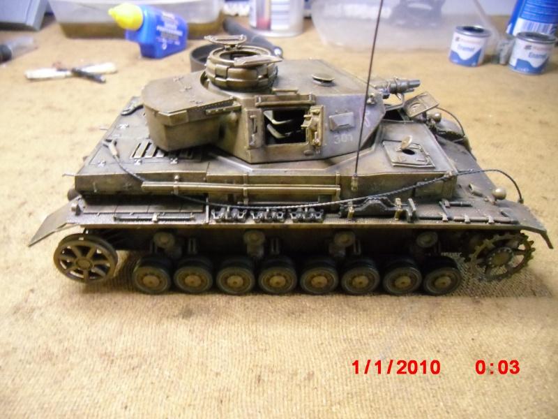 panzer - PANZER 4 ausf.F 866089CIMG2288