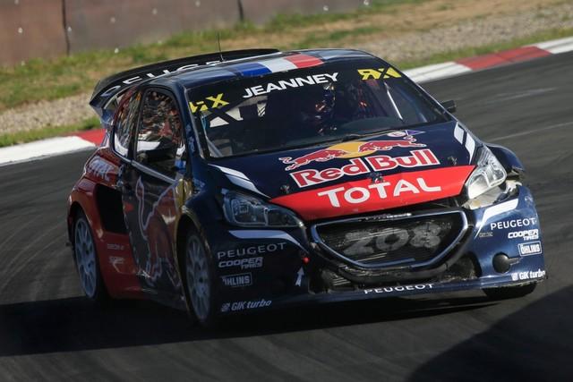 Rallycross - Sébastien Loeb remporte sa première victoire au volant de la PEUGEOT 208 WRX ! 866168wrx201610010223