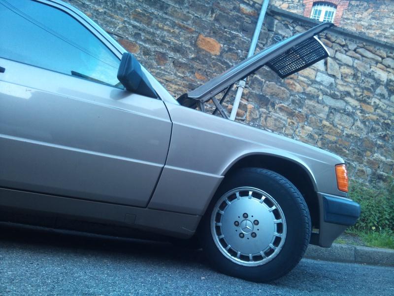 Mercedes 190 1.8 BVA, mon nouveau dailly - Page 9 866301DSC2530