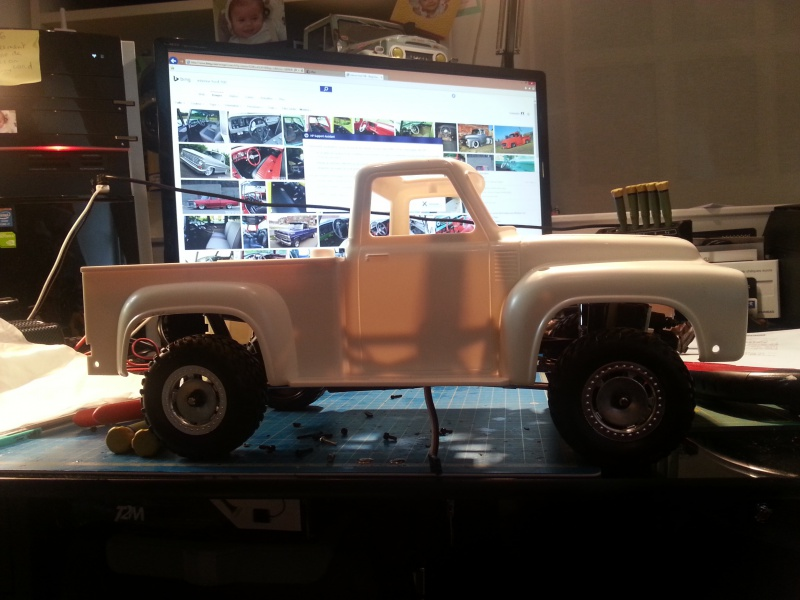 Ford 100 scale 86653220150501140940