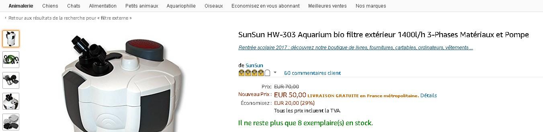 matos aquariophilie Amazon prix cassé jusqu'à -60%  867540Sanstitre2
