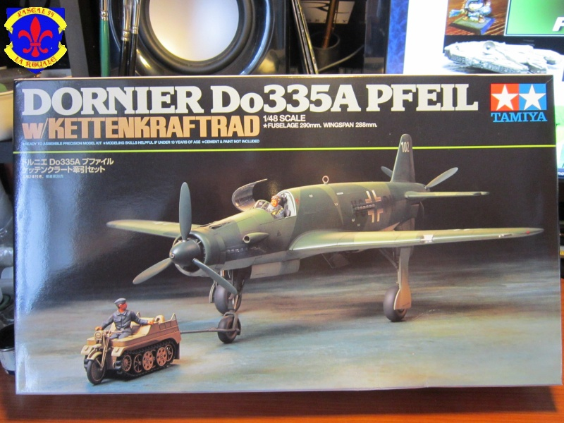 Dornier 335A PFEIL de Tamiya au 1/48e 867587IMG0601L