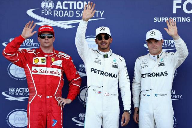 F1 GP d'Azerbaïdjan 2017 (éssais libres -1 -2 - 3 - Qualifications) 8686952017RikknenHamiltonBottas
