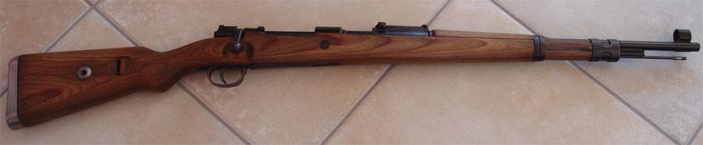 Rattraper une teinte de crosse de Mauser 98k 869091Detail4