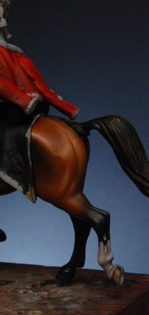 Chasseur a cheval GI - le travail de le vacance 869373coco0062