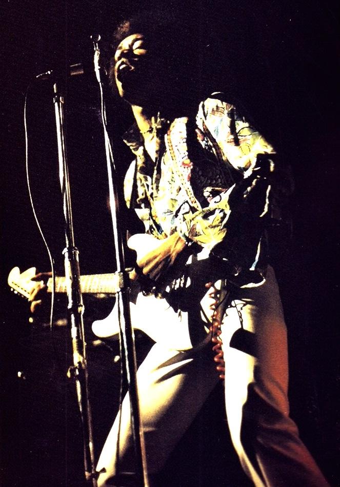 Seattle (Center Coliseum) : 6 septembre 1968  869923306n