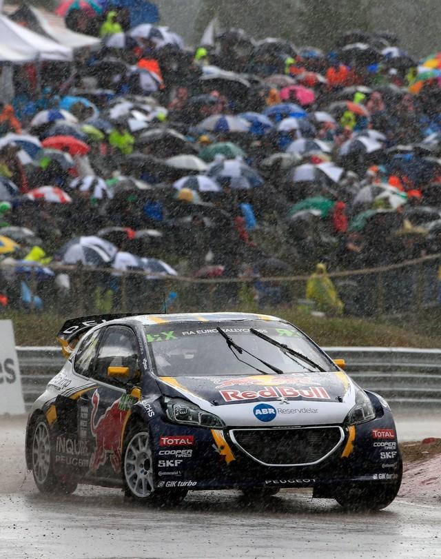 Les PEUGEOT 208 WRX enflamment la Suède - 2ème et 3ème en World RX et victoire en EURO RX 870224wrx201607020201