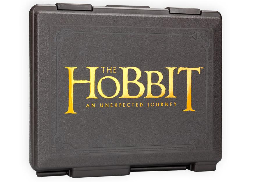 Le Hobbit : le Voyage inattendu, le Jeu de Bataille 870385malette