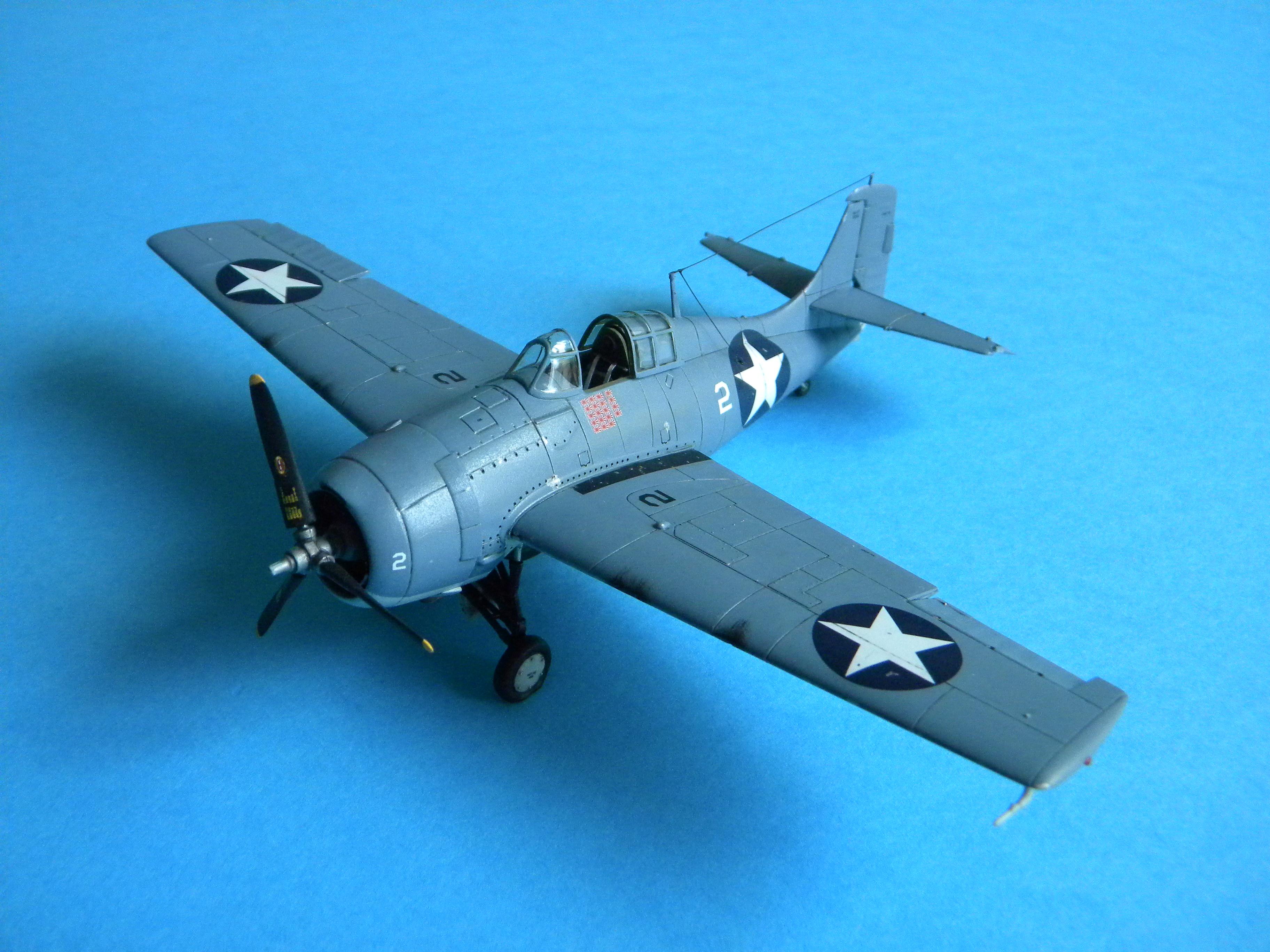 [Airfix] F4F-4 Wildcat 871141DSCN9529