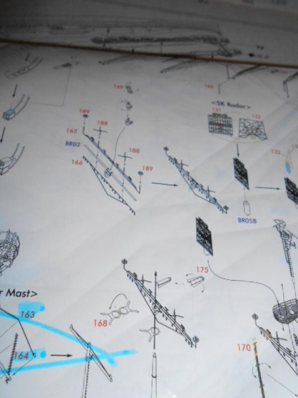 Saratoga tamiya 1/700 PE+Pont en bois par lionel45 - Page 7 871415003