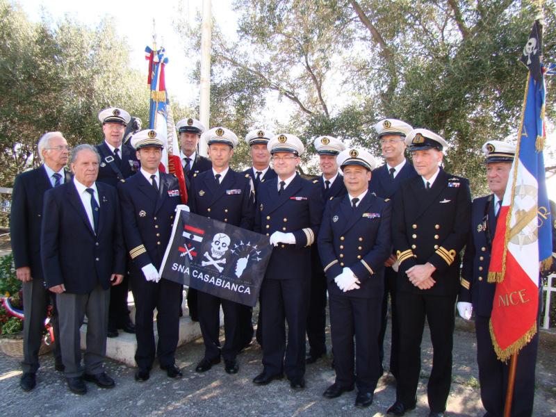 [ Associations anciens Marins ] A.G.A.S.M. Nice Côte d'Azur sect. SM Pégase - Page 6 872188DSC04709001