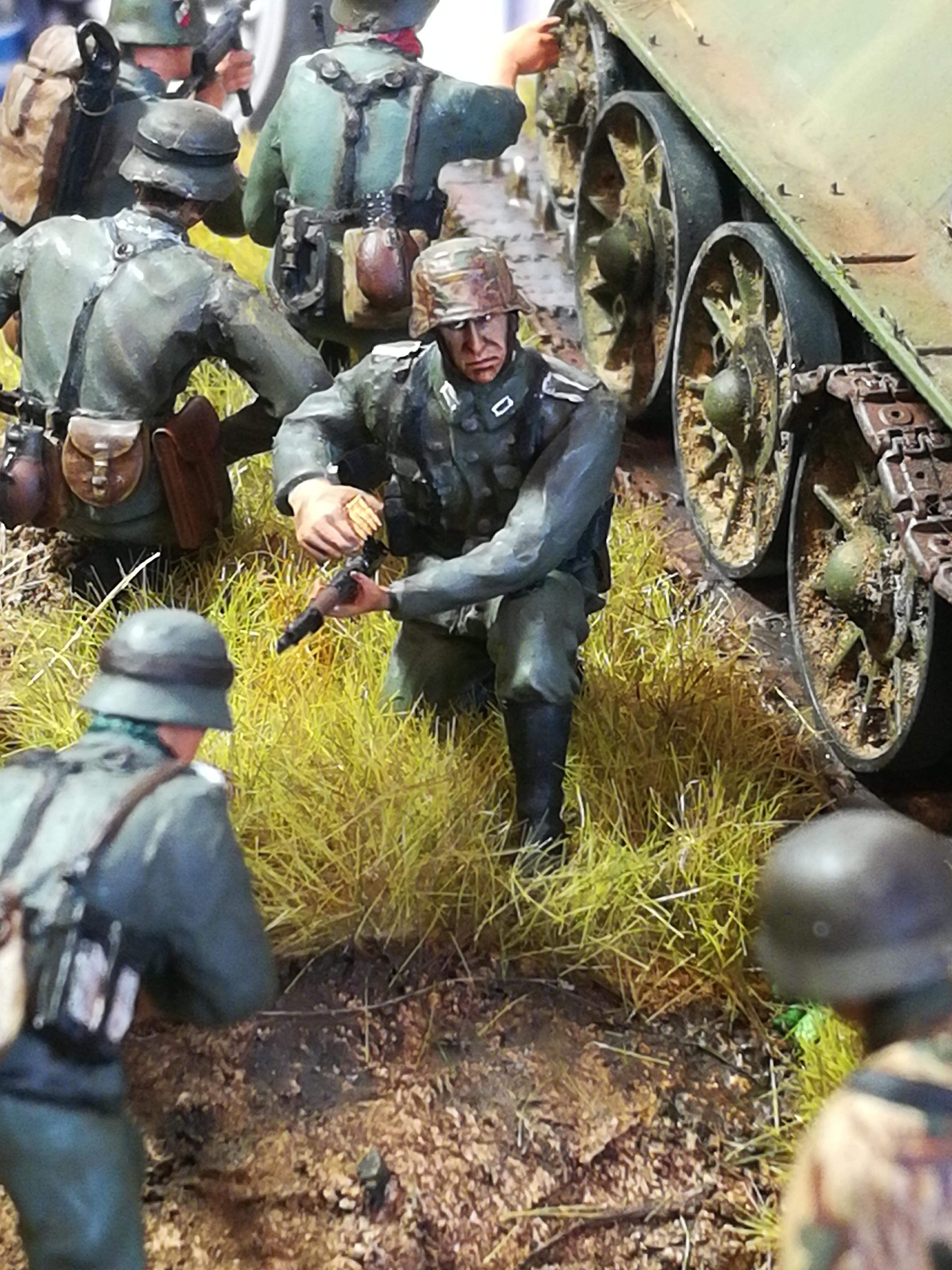 Front de l'Est, 1942 - T34 et Wehrmacht - Zvezda - 1/35 - Page 2 872273IMG20171219141347