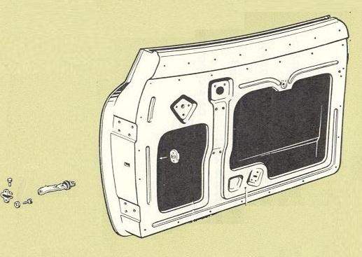 resto denzel 1300 1955 - Page 2 872501P49KarmannGhiaPartsManual1957820