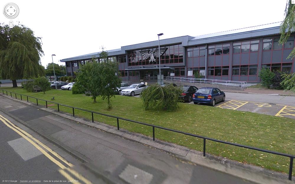 Games Workshop Ltd, Black LIbrary, Willow Road, Lenton, Nottingham 872508BLGWadress