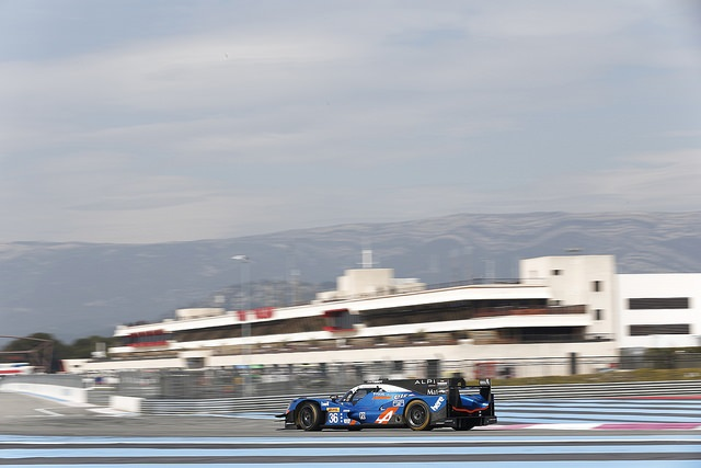 Alpine Affirme Ses Ambitions Avec Le Meilleur Temps Du Prologue Officiel 8729462548174472485087f01caz