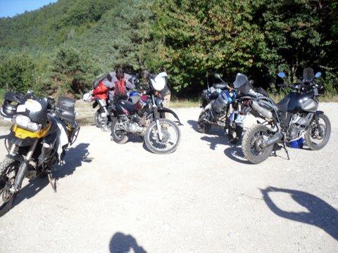 Gros trail et ++ en balade  à Axat , samedi 4 Octobre - Page 2 873027SDC19151