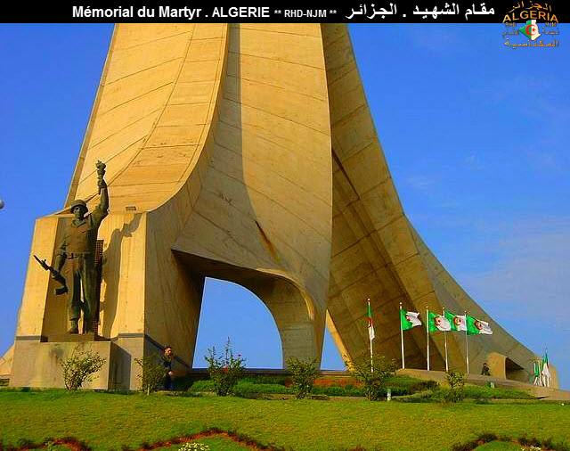 مقام الشهيد بالجزائر 873198L6MmorialdumartyrMakamChahidALGERIAALGERIE616051602157516051575160415881607161015831575160415801586157515741585