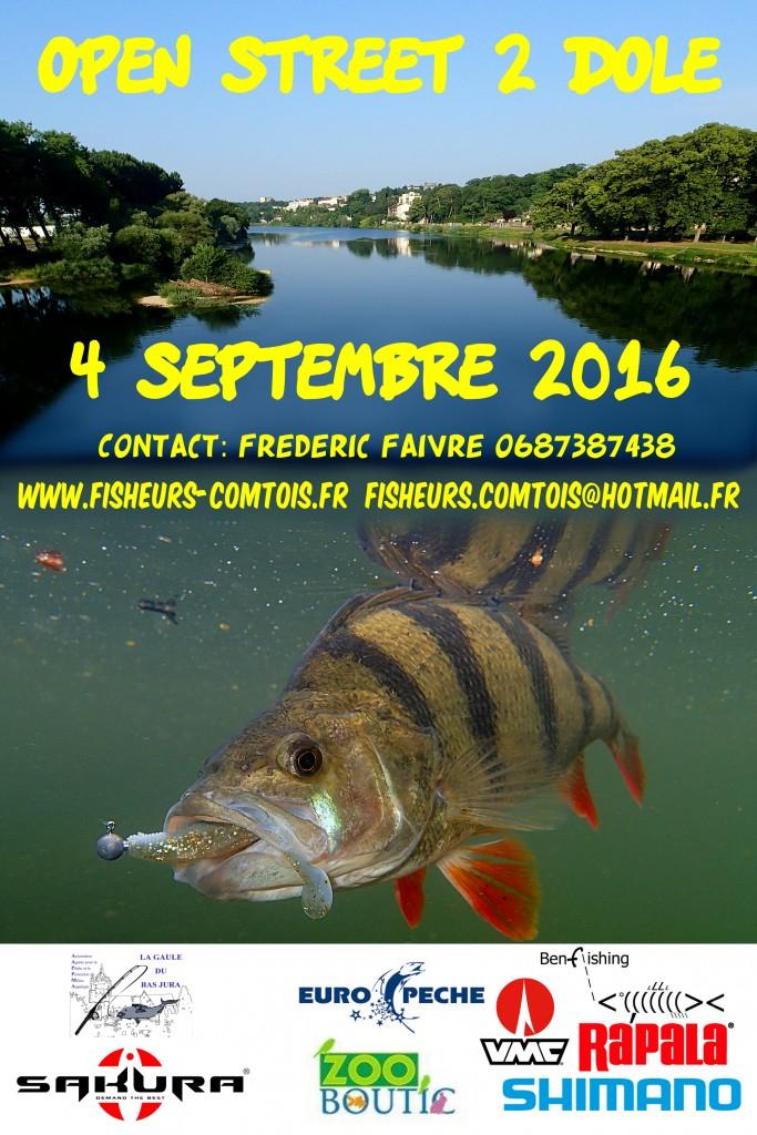 Open street fishing de Dole 873525affichedole2016texte683x1024
